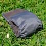 incontinencia lavable intraversible protección unisex económico ecológico ecológico gris
