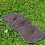 protection intraversable lavable incontinence unisexe économique écologique écoresponsable gris